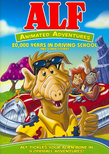 ALF ANIMATED ADVENTURES SEASON 1 BY ALF (DVD)